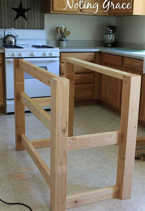 how to make kitchen island how to make a kitchen island 28 images how to make a
