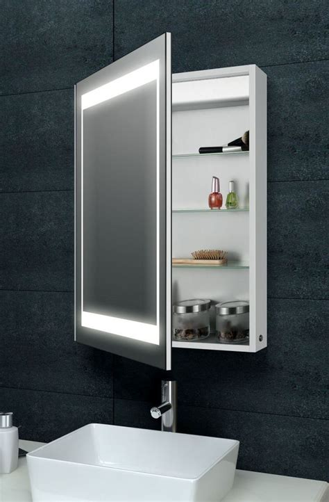 bathroom mirror cabinet with light 25 best ideas about bathroom mirror cabinet on