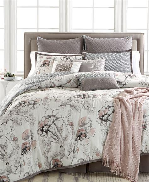 bed and comforter sets ripa home pressed floral 10 comforter sets