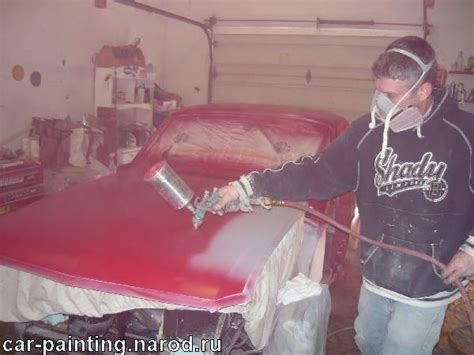 spray paint car how to paint a car with spray paint