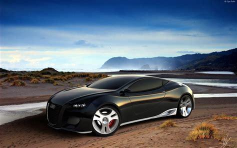 Ultimate Car Wallpaper by Audi Ultimate Black Concept Wallpaper Hd Car Wallpapers