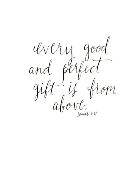 quotes on gifts what is quot gooder quot or more than a baby hence