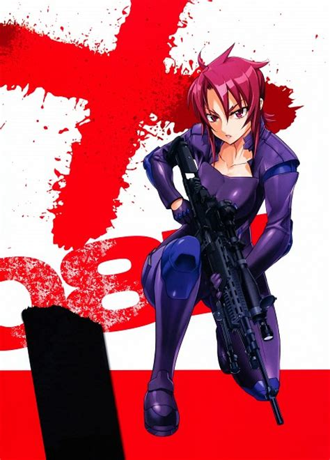 triage x triage x miki with sniper rifle minitokyo