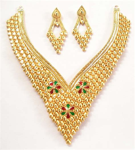 gold necklace designs with variety of new gold necklace designs fashion today