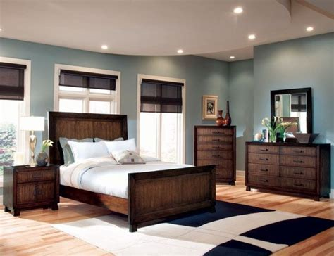 colour schemes for bedrooms with furniture bedroom color schemes with brown furniture intended for