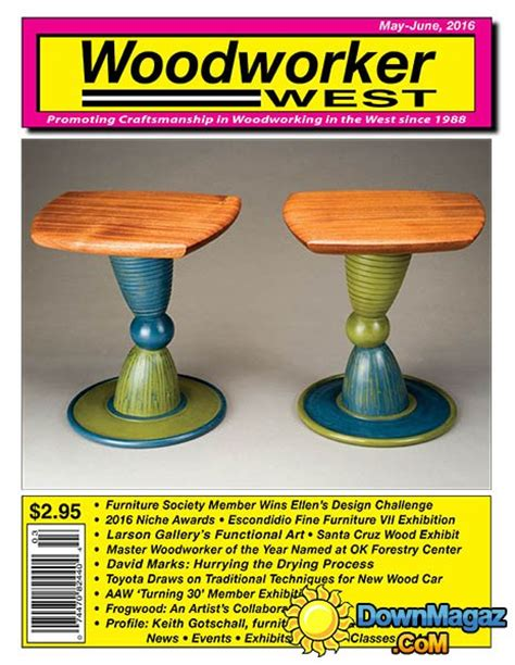 woodworker west woodworker west may june 2016 187 pdf magazines