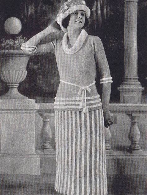 vintage knitting patterns 1920s 1920s sweaters scarves hats crocheted lace parasols