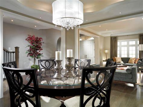 Kitchen Window Decor Ideas estate model home brampton contemporary dining room