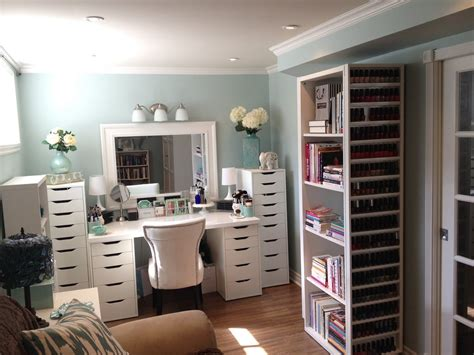 the make room the simple makeup organizer ideas