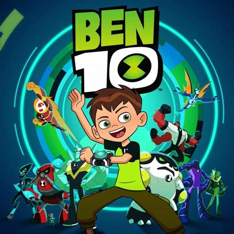 ben ten ben 10 reboot coming in 2017 with a new look reactor