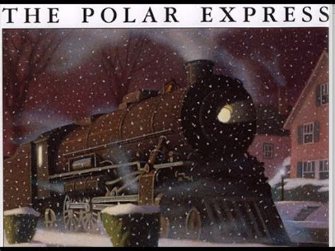 polar express pictures book the polar express book reading w pictures and sound