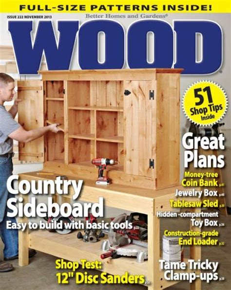 woodworking magazines wood magazine subscriptions renewals gifts