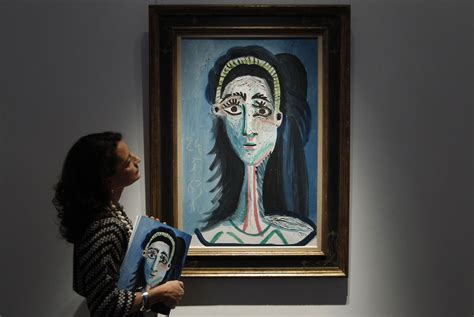 unseen picasso paintings found in garage unseen picasso masterpiece sells for 194 163 8m luxuo luxury