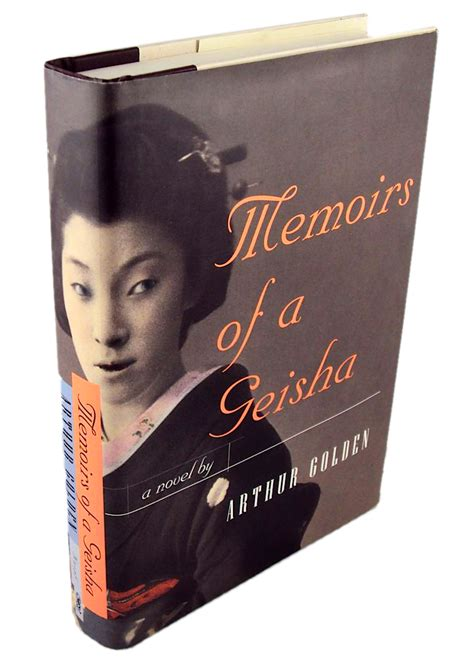 picture book memoirs book review memoirs of a geisha by arthur golden