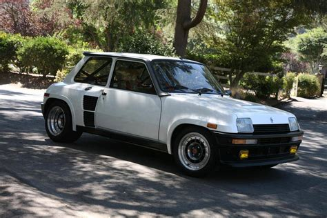 Renault R5 Turbo 2 by 1985 Renault R5 Turbo 2 For Sale 2002370 Hemmings Motor