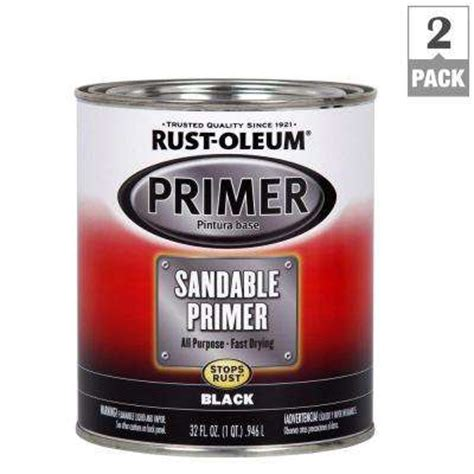 home depot paint no primer 1 qt quart primers paint the home depot