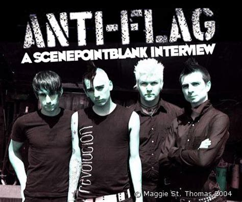 anti flag interviews anti flag features point blank