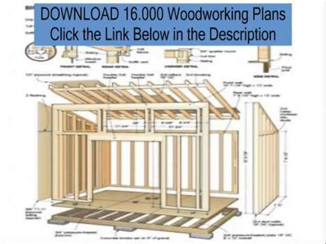 absolutely free woodworking plans woodworking plans for beginners pdf shed building