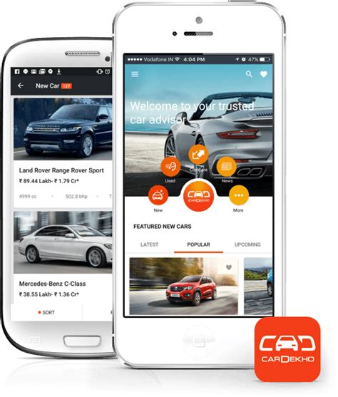 New Car Apps For by Mobile Apps