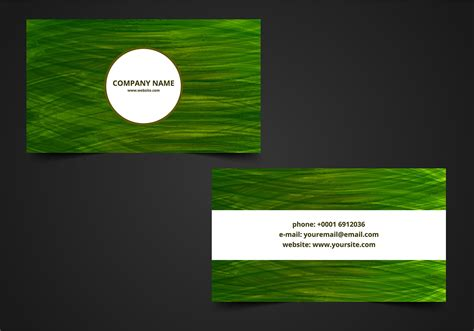 visiting card free free vector visiting card background free