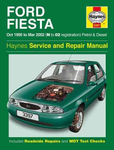 haynes manual honda cr v petrol diesel 2002 2006 51 to 56 ford fiesta petrol and diesel 1995 2002 haynes service repair manual sagin workshop car