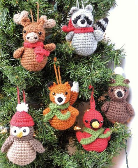 crochet decorations uk 25 best ideas about crochet ornaments on