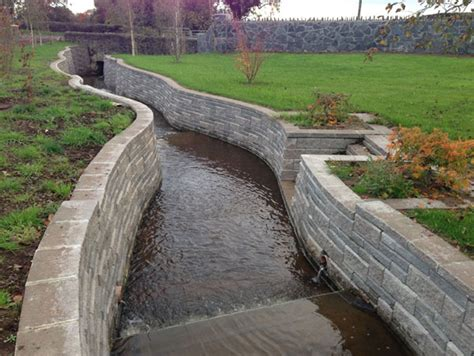 water retaining technical newsletter issue 21 retaining wall water