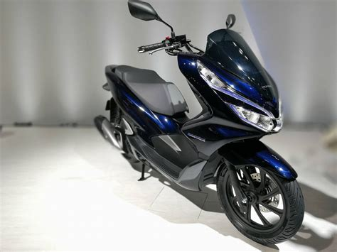 Pcx 2018 Hybrid by Honda Pcx Electric Hybrid Scooter Launch In 2018 Auto