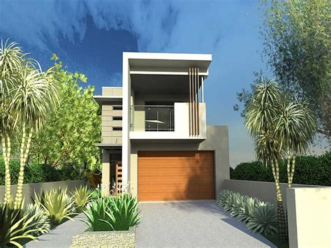 house plans for narrow lots with front garage narrow lot house plans with front garage lot narrow plan house designs modern house plans for
