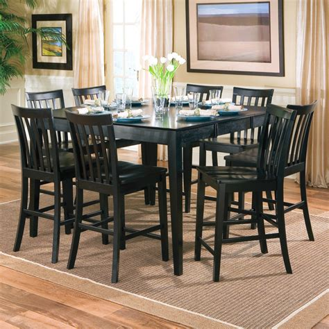 black square dining room table black color wood square dining room table seats 8 with
