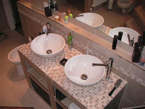 salle de bain ii photo 2 4 vasques 224 poser avec fermeture clic clac et