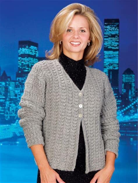 knitting patterns jackets cardigans knitting cardigans jackets crescent band cardigan