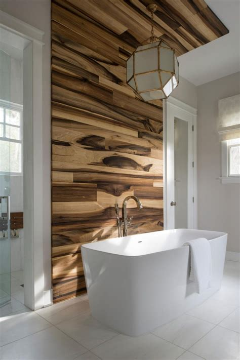 wood walls in house wood look tile ideas for every room in your house