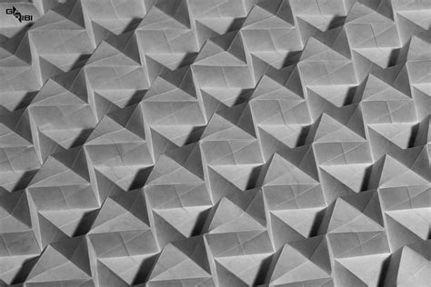 origami tessellation 25 awesome origami tessellations that would impress even m