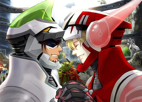 tiger and bunny tiger bunny images tiger bunny hd wallpaper and