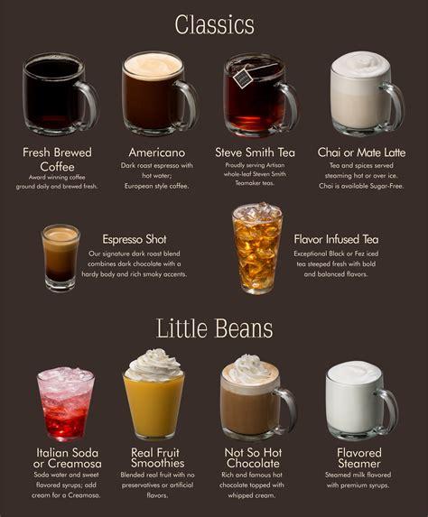 Espresso and Classics Cups of Coffee   Alaska coffee shop Tonya's Perfect Cup Espresso