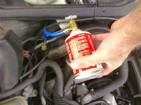 how to add refrigerant to a 2001 2004 dodge caravan 2003 dodge caravan se 3 3l v6 flexfuel denlors auto blog 187 blog archive 187 car ac not blowing cold air charging tips and faq s
