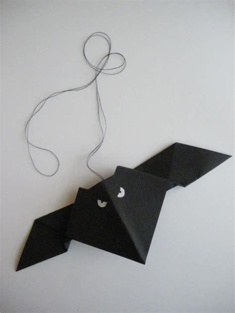 bat origami origami bat design and form