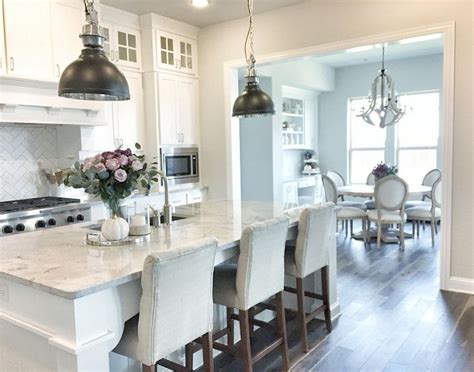 gray and white kitchen cabinets white cabinet paint color is sherwin williams white