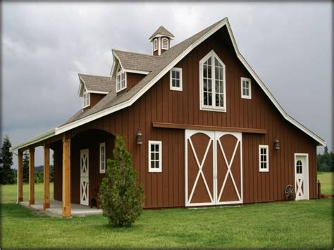 Barn Style barn house plans horse barn style houses shed style house