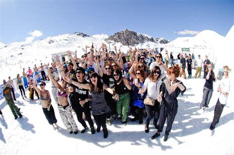 festival austria volvo snowbombing festival in april autoevolution