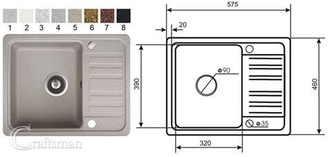 sizes of kitchen sinks standard size kitchen sink kitchen sinks dimensions