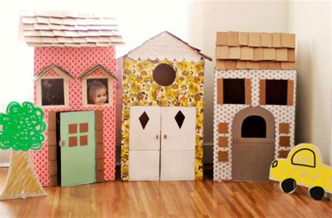 cardboard box crafts for 22 toys you can make from cardboard boxes