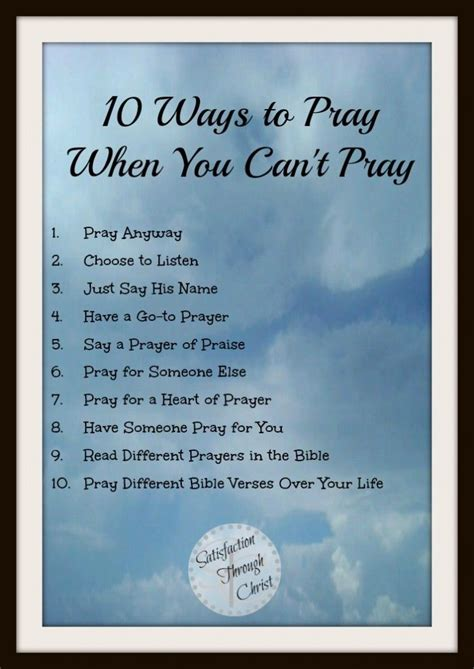 how to use prayer 1000 ideas about power of prayer on word of