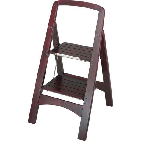 rockford woodworking cosco rockford wooden step stool colonialmedical