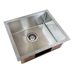 everhard kitchen sinks everhard squareline plus single bowl kitchen sink