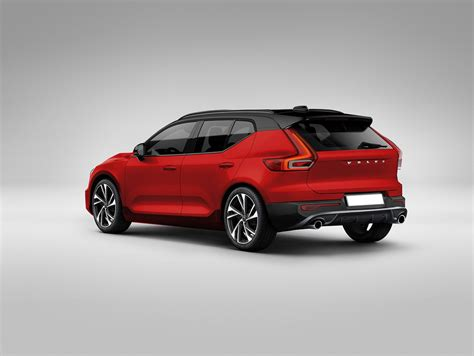 New Volvo V40 by 2019 Volvo V40 Says Cheese In New Renderings Autoevolution