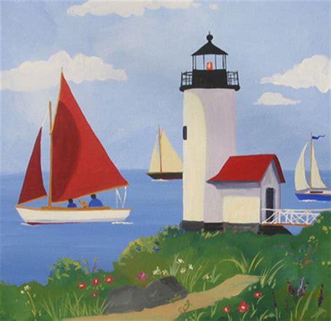 paint nite nantucket marine painting cathryn hatfield