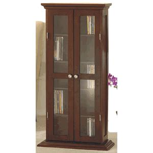 media storage cabinet with glass doors cd dvd media storage cabinet with glass doors