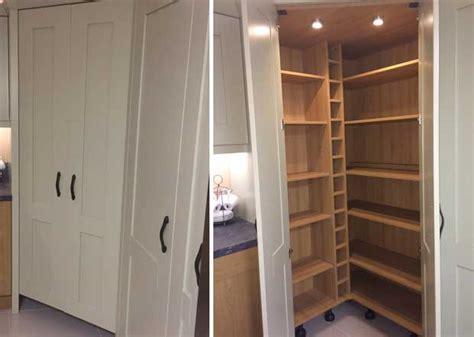 kitchen corner unit do you sell walk in kitchen corner larder units diy